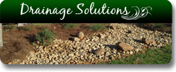 Drainage Solutions & Grading